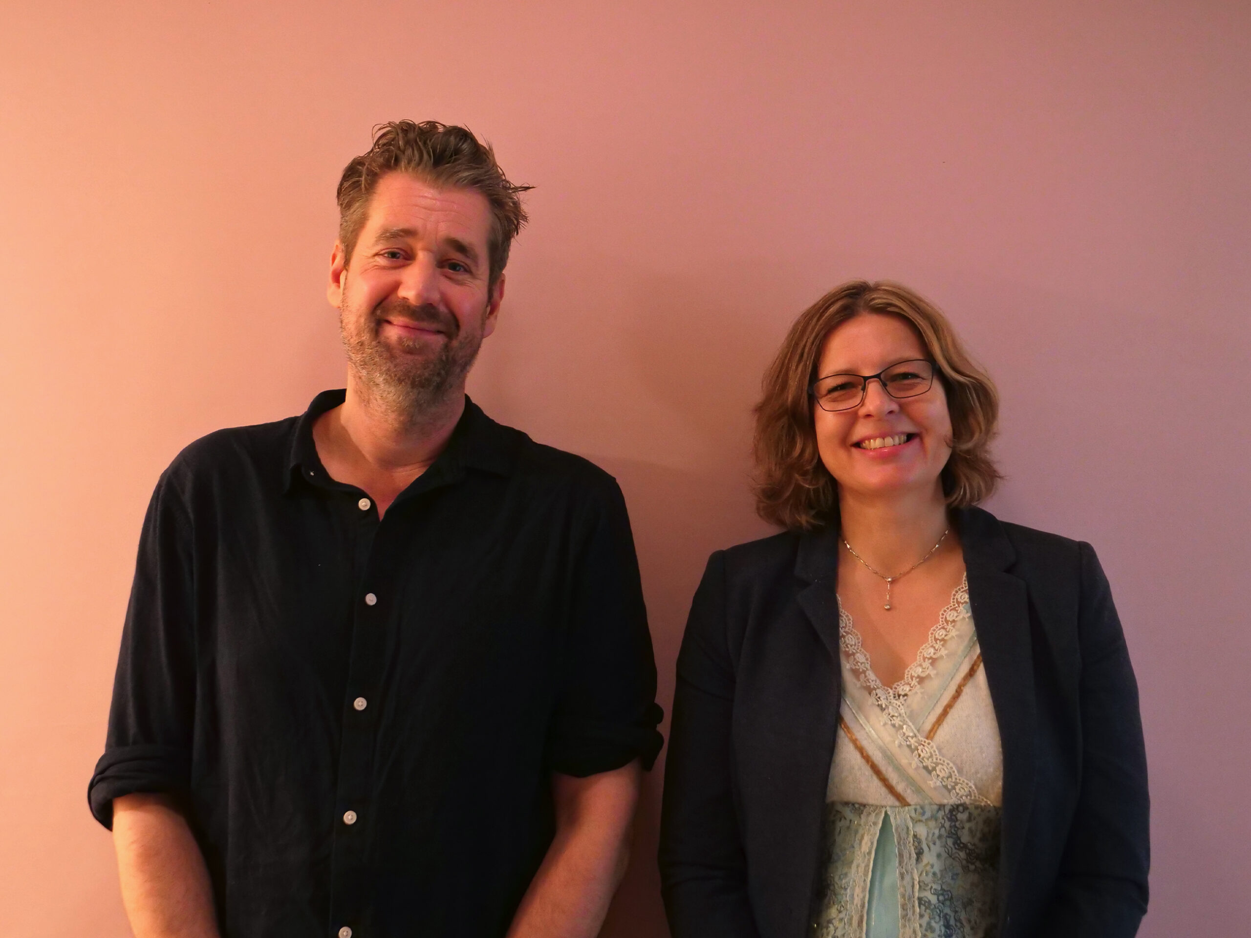 Søren Brinch Vestergaard og Anne Thorogood til Storydays