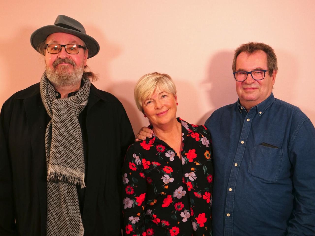 Henrik Palle, Lisbeth og Steen Bille til Storydays