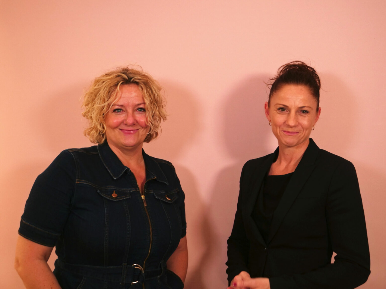 Lotte Garbers og Sanne Gram Fadel til Storydays
