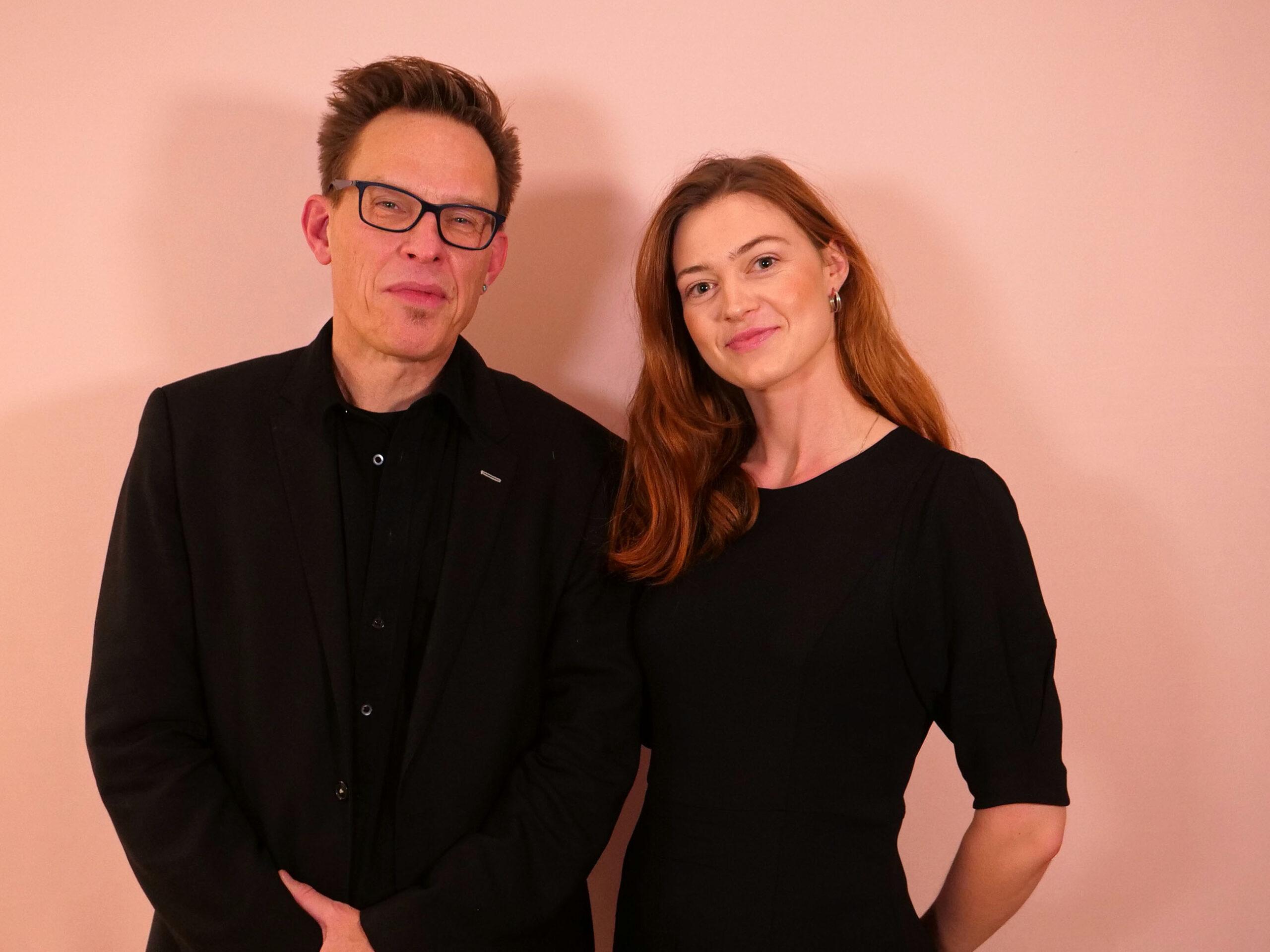 Neal Ashley Conrad Thing & Anne-Ditte Scheibye til Storydays