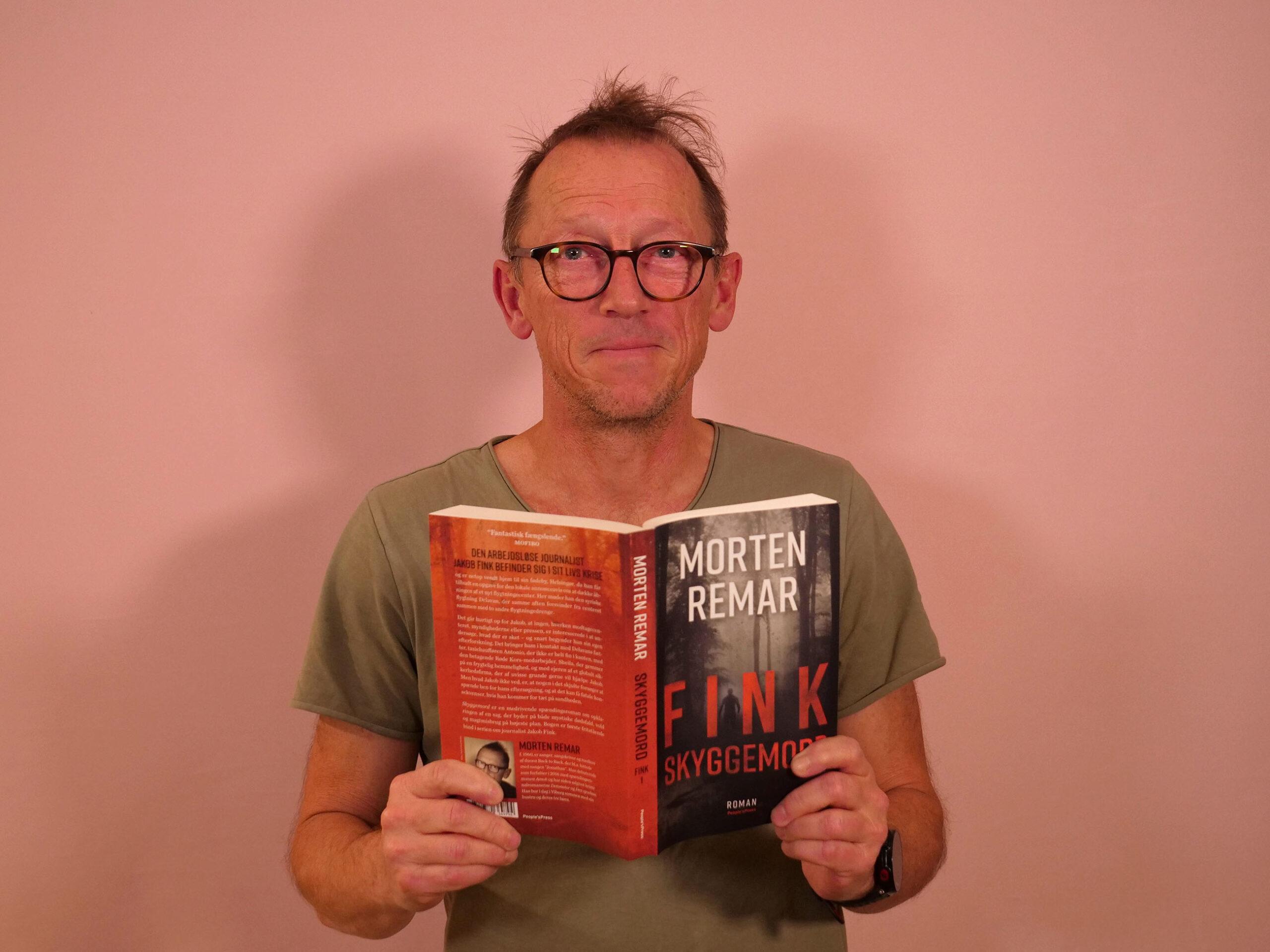Morten Remar til Storydays