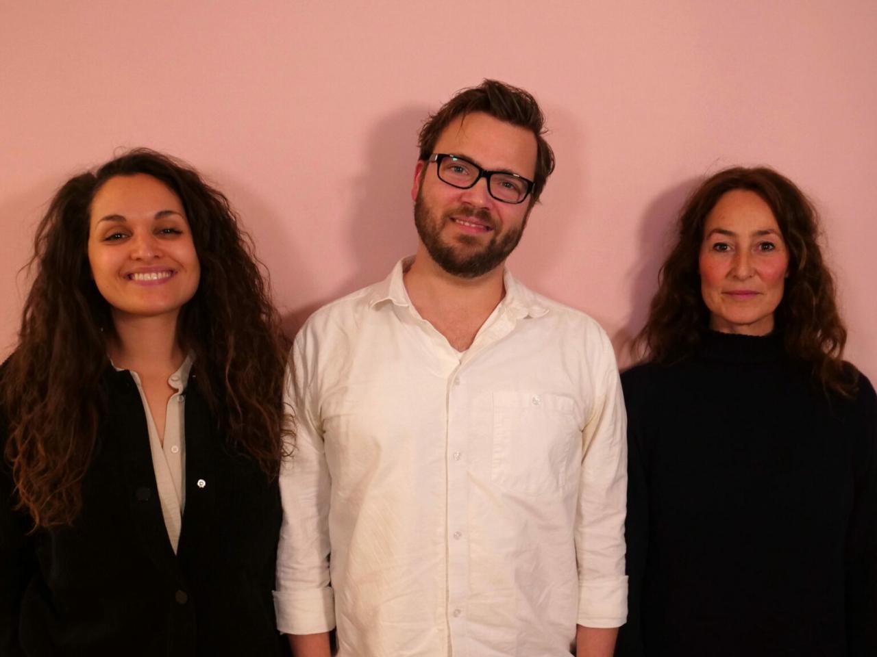 Camilla Lau, Bjørn Bengtsson og Susanne Storm til Storydays