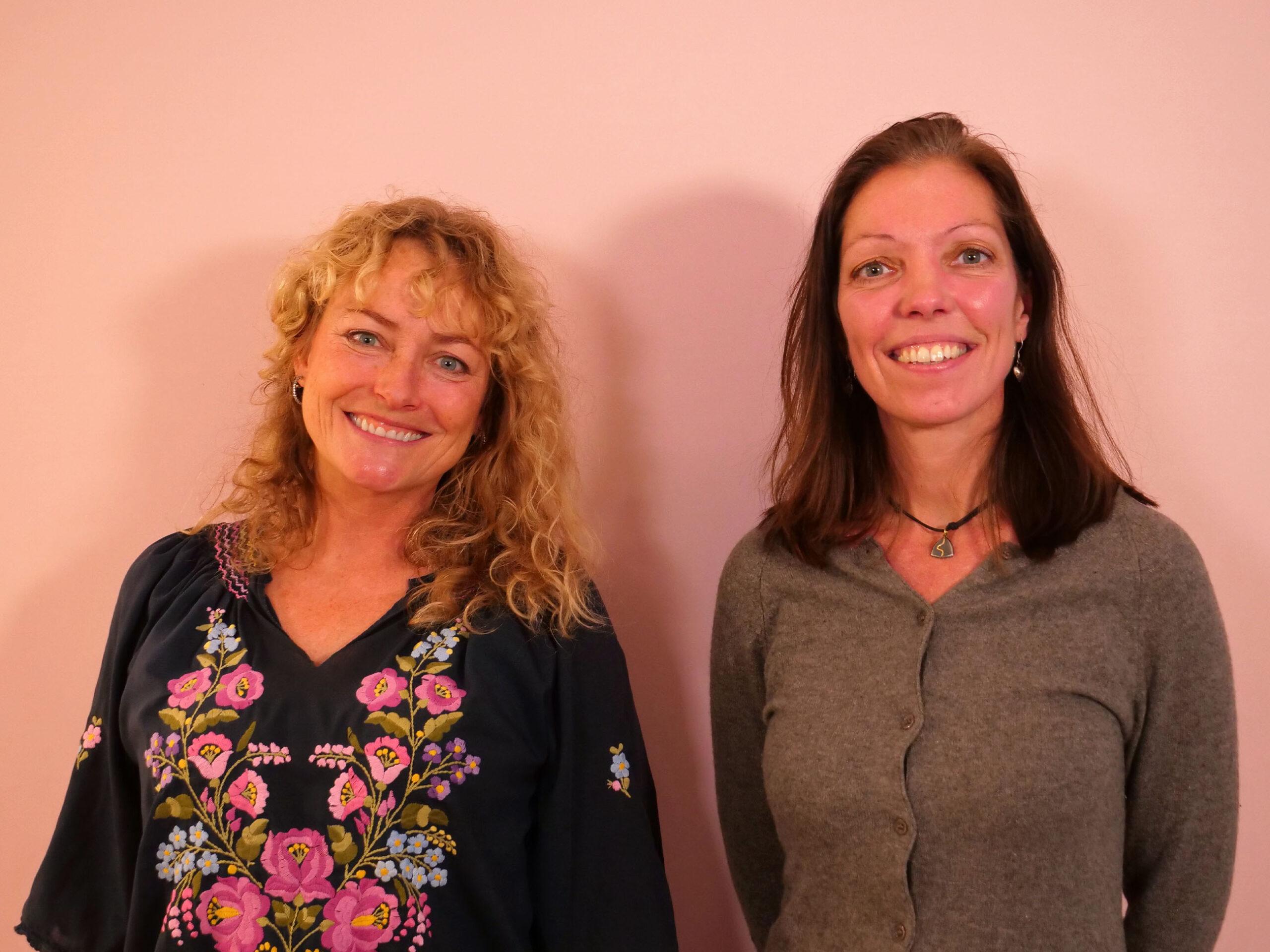 Maise Njor og Gitte Holtze til Storydays