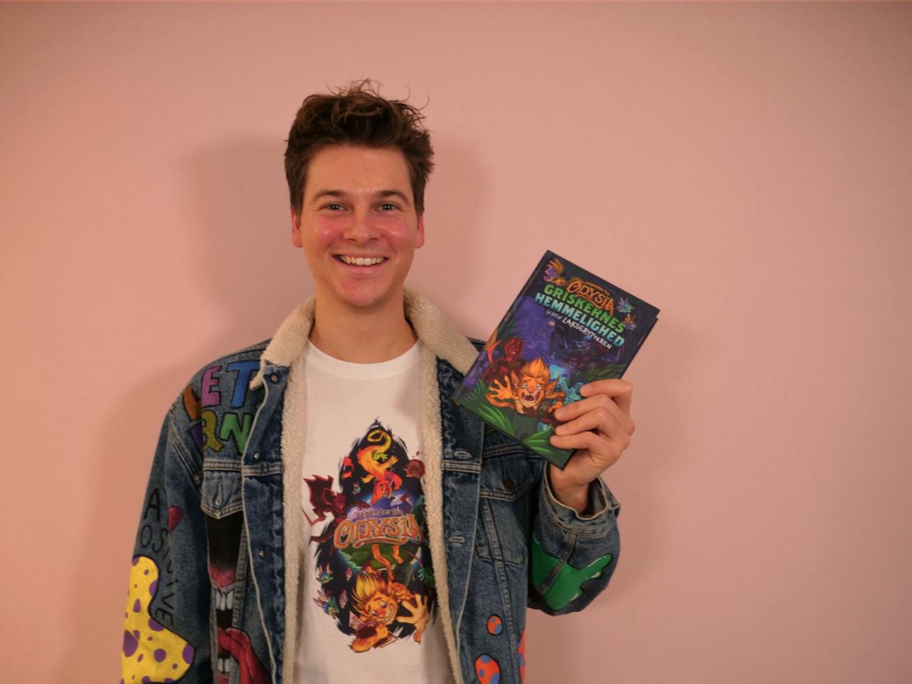 Lakserytteren aka Rasmus Kolbe til Storydays