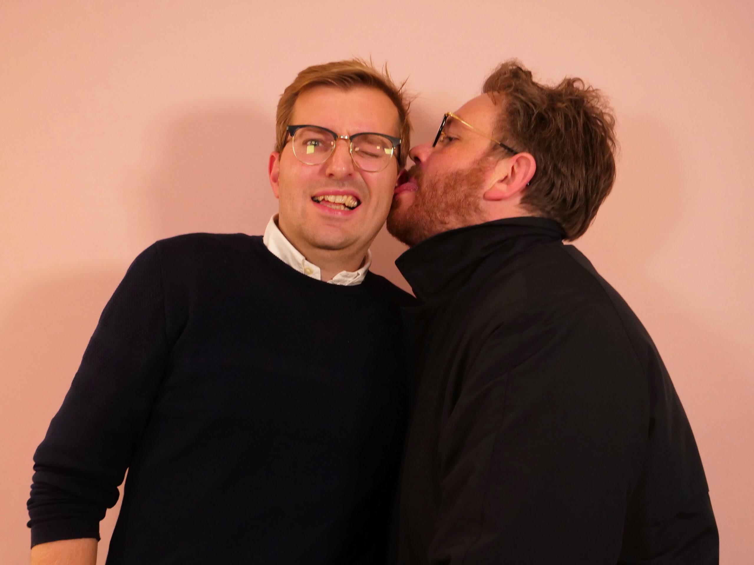 Rasmus Bruun & Frederik Cilius til Storydays