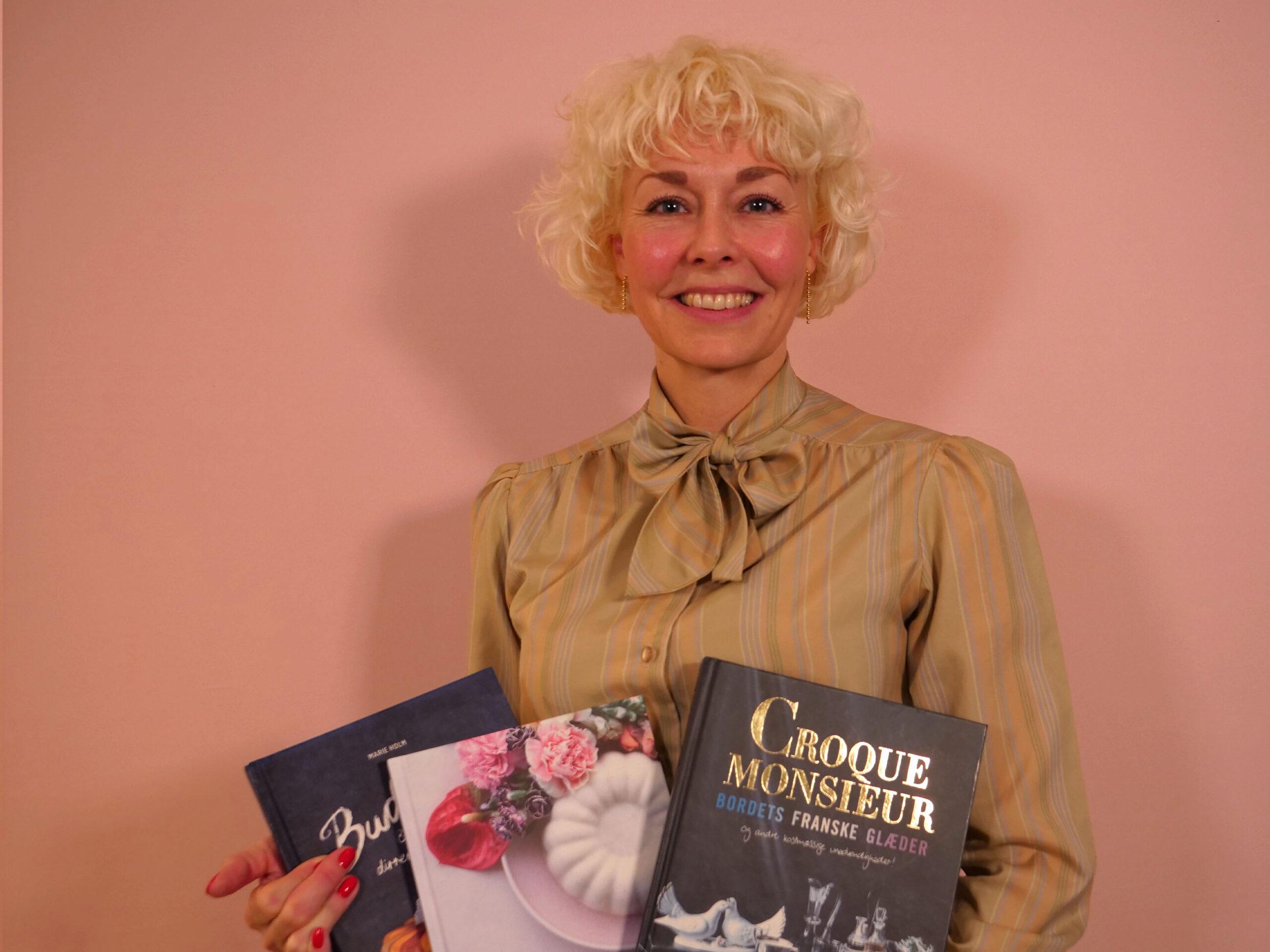 Marie Holm til Storydays