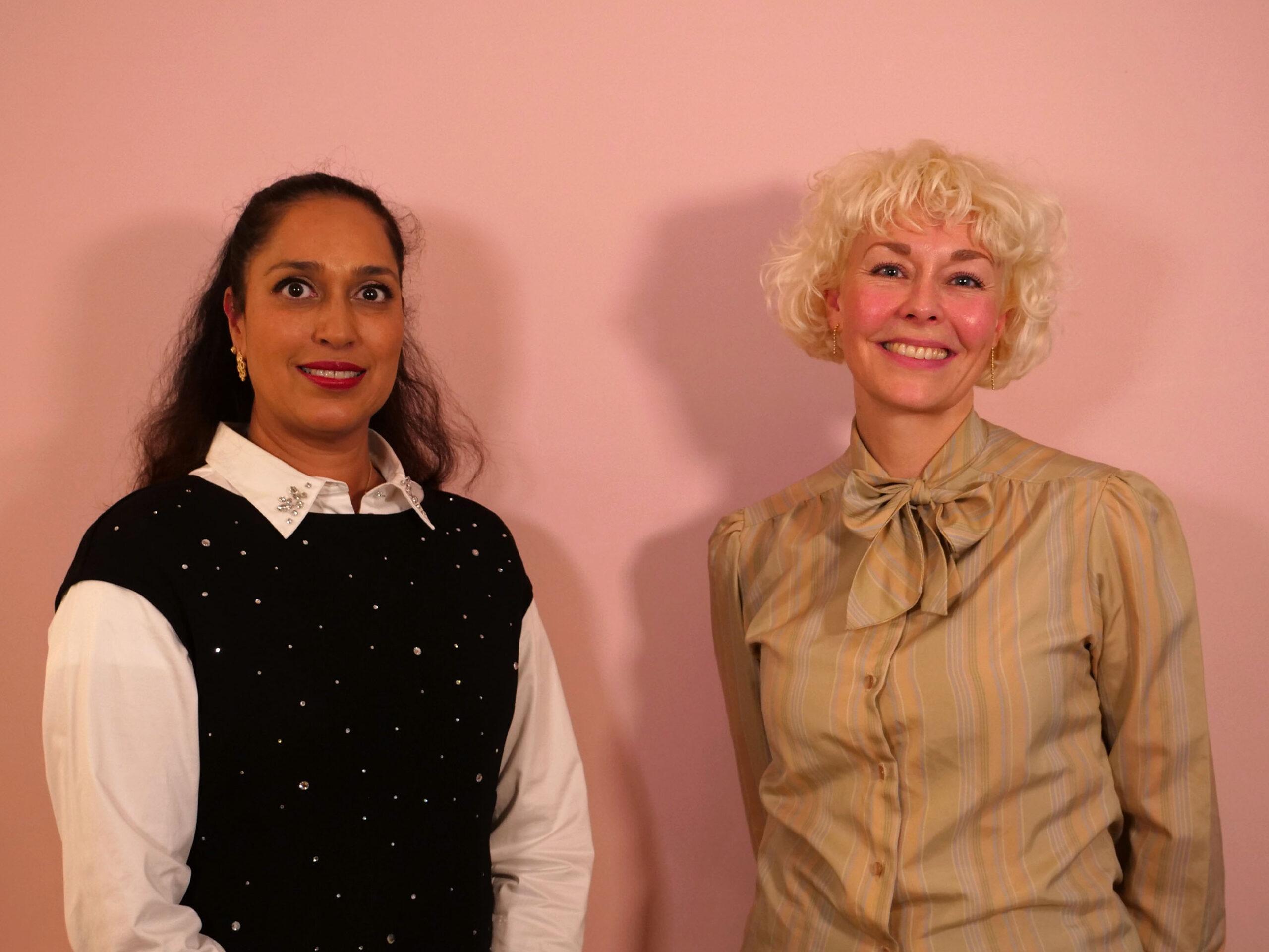 Rushy Rashid Højbjerg og Marie Holm til Storydays