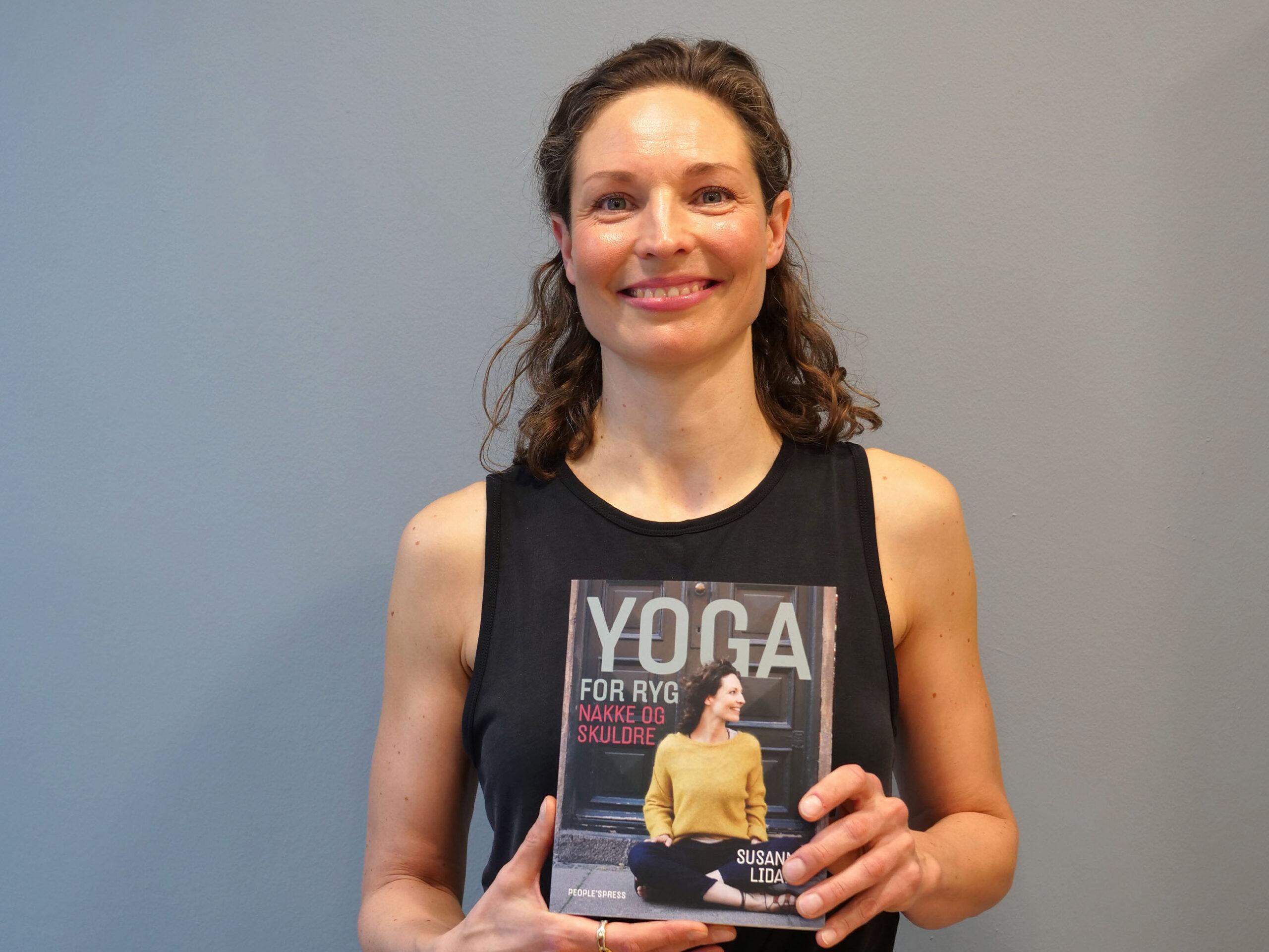 Susanne Lidang - yoga for nakke og skuldre til Storydays