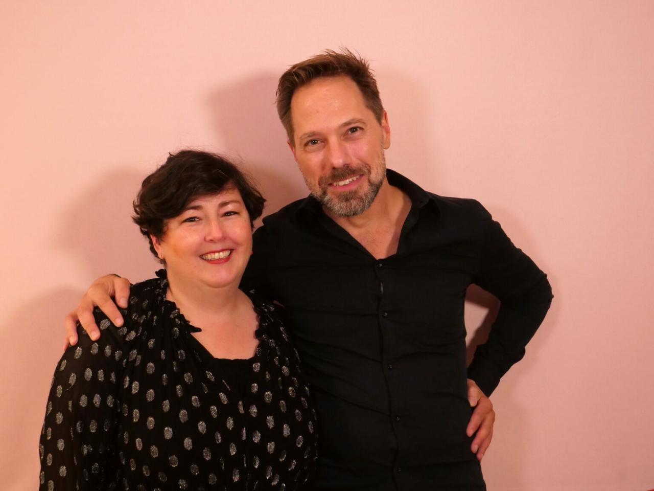 Stephanie Caruana og Niklas Press til Storydays