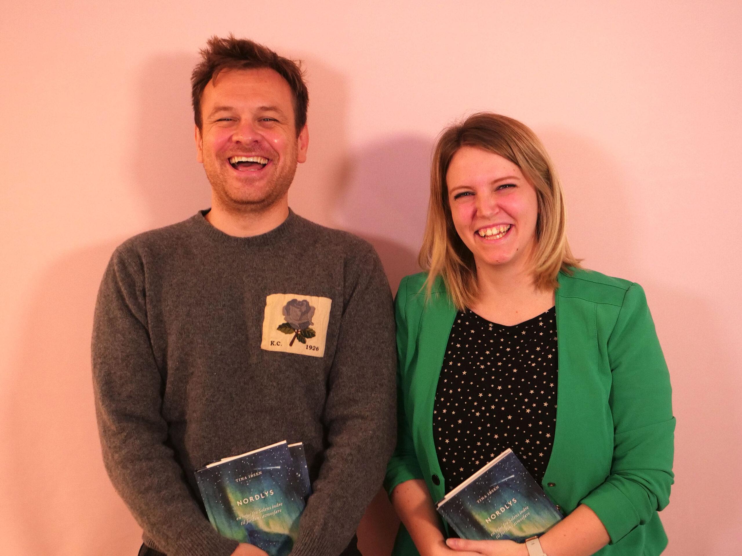 Christian Fuhlendorff & Tina Ibsen til Storydays