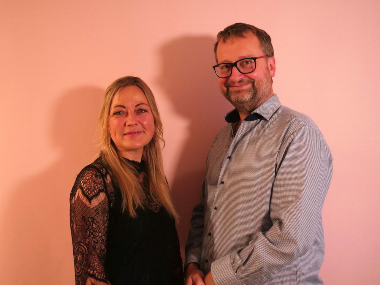 Anette Prehn og Troels W. Kjær til Storydays