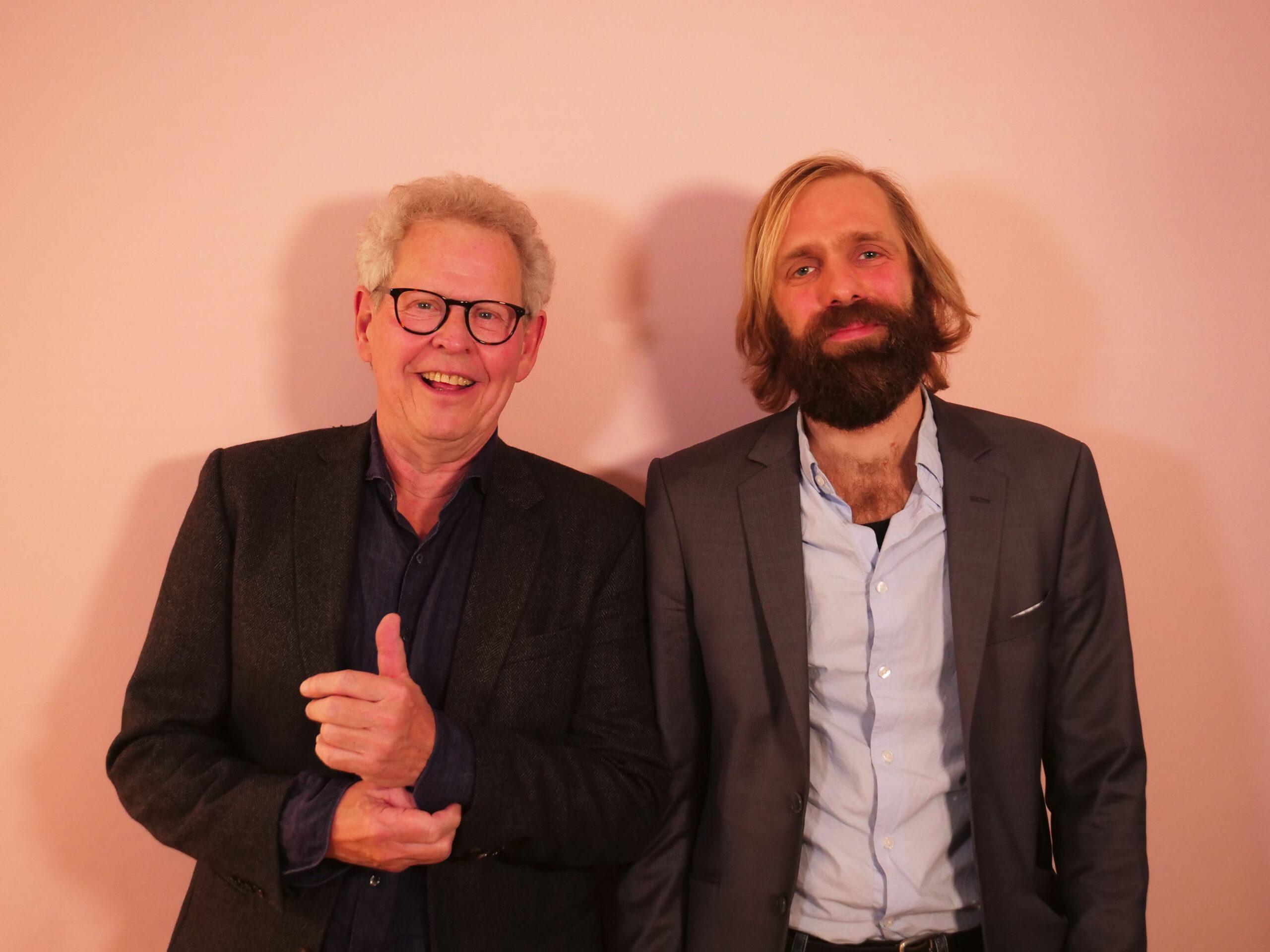 Søren Kragh-Jakobsen og Espen Strunk til Storydays