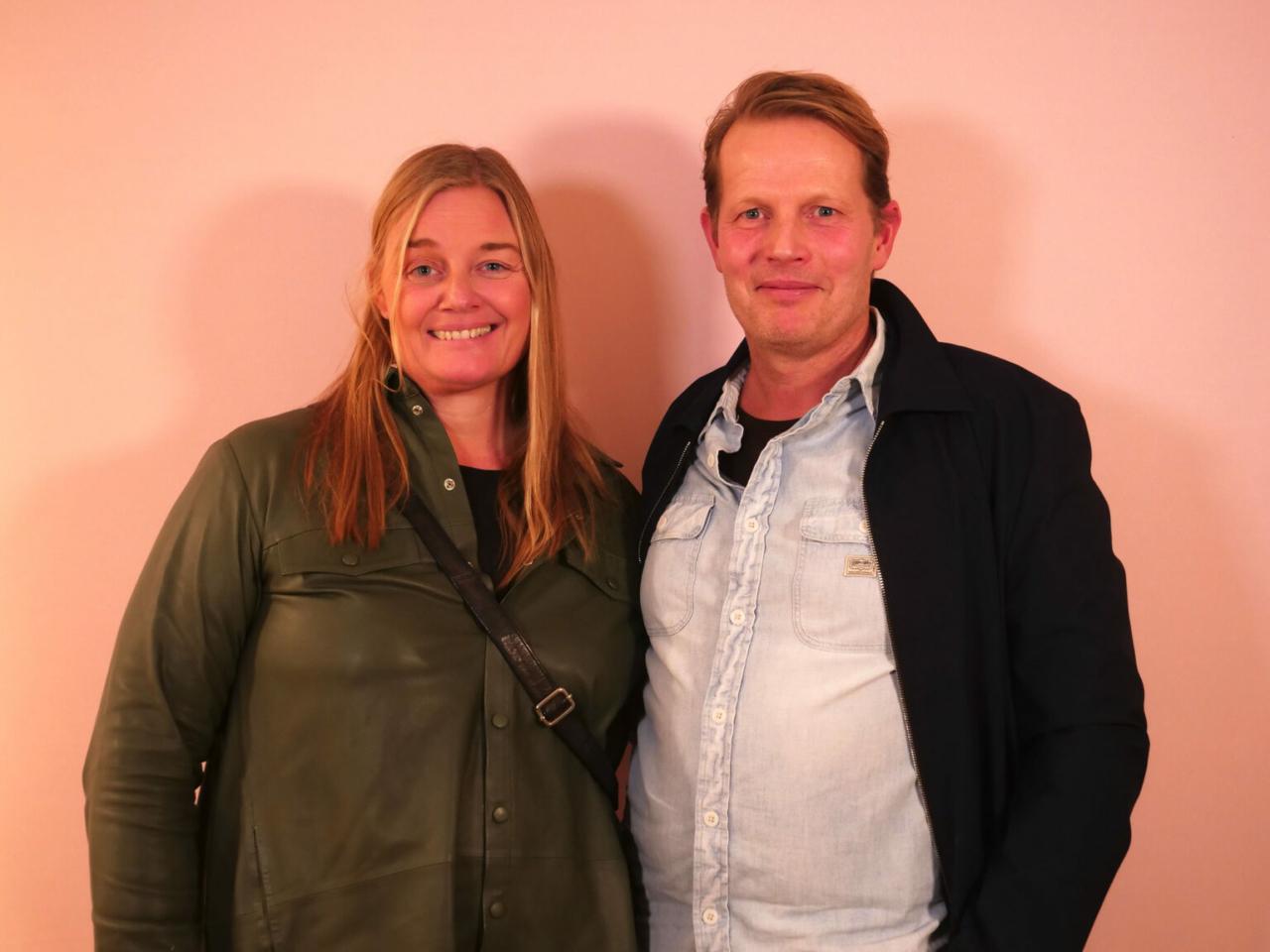 Michelle Hviid og Morten Brix til Storydays