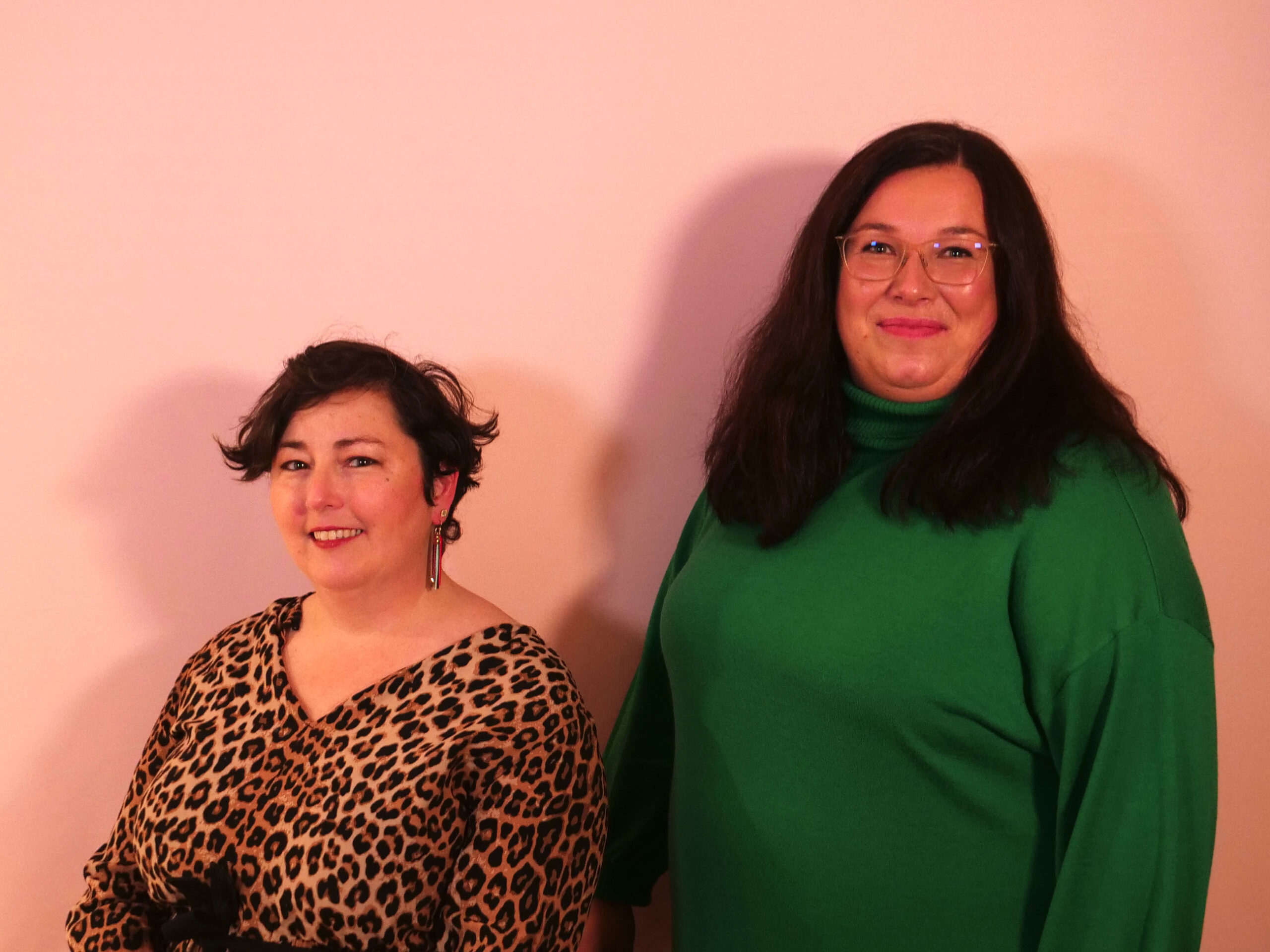 Stephanie Caruana og L. Sherman til Storydays
