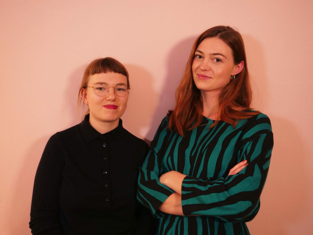 Emilie Dahlmann Olsen og Anne-Ditte Scheibye til Storydays